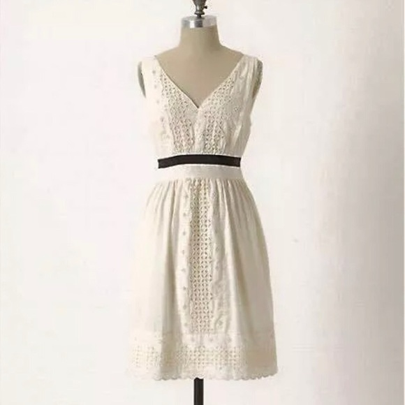 e90985eb263 Anthropologie Dresses   Skirts - Edme Esyllte Anthropologie Camilla Dress  Eyelet